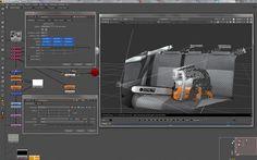 Nuke 7 Relighting Workflow