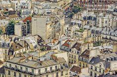 #París #Streets #World #Photo #Love