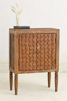 Anthropologie - Tree Rings Cabinet #anthropologie #pintowin