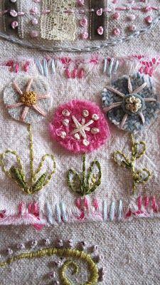 lovely stitching...