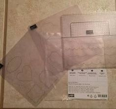 http://PattyStamps.com - Learn how to use Stampin' Up! Paper Piercing products to create the perfect addition to your stamped card creations. Stampin' Up! vi...