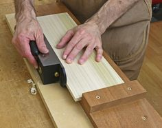 Shooting: A Gateway Woodworking Skill
