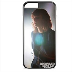 Lauren Mayberry Drown In Sound TATUM-6356 Apple Phonecase Cover For Iphone SE Case