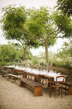 A Relaxed, Rustic and Intimate Wedding in the South of France | Photography by tomravenshear.com/