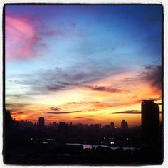 #Sky #Rainbow #Color