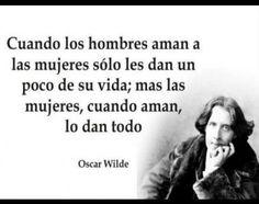 17 frases de Oscar Wilde sobre mujeres, amor y hombres