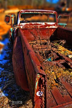 Ford Pickup Rust