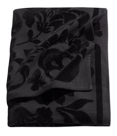Skull Towels for Bath Product Detail | H&M US