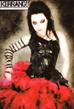 Evanescence, Amy Lee