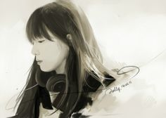 SNSD Taeyeon by Jellywing