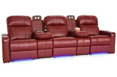 Seatcraft Venetian Love Console Theater Seating