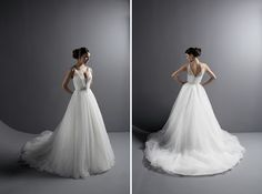 this is THE dress! If I were saying yes to the dress today... it would be this!!! OBSESSED!!!