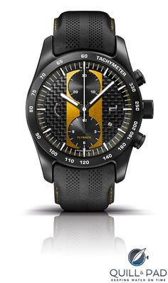 Porsche Design This chronograph will be accessible exclusively to the future owners of the 911 Turbo S Exclusive Series sports car: Linked to the respective individual limit number - and can only be ordered at the Porsche Centers. 911 Turbo S, Porsche Turbo S, Moda Formal, Porsche Design, Seiko, Chronograph, Bag Accessories, Watches For Men, Mens Fashion