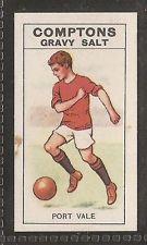 compton's gravy salt football card - Google Search
