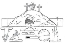 www.religiocando.it fileXLS nuovo_testamento varie_2 varie_disegni sepolcro_vuoto_1.JPG