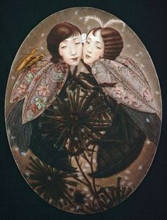 Xiaoqing Ding - Sister Flower