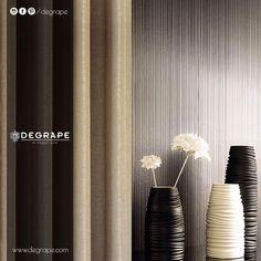 Zarif ve şık çizgiye sahip yeni tülümüz PRAG ile tanışın, yaşam alanlarınızı farklılaştırın! . #tül #perde #interior #degrape #kumaş #perde #izmir #dekorasyon #homedecor #evdekorasyonu #istanbul #curtain #upholstery #textile #design #interiordesign #elegant Istanbul, Curtains, Elegant, Home Decor, Prague, Classy, Blinds, Decoration Home, Room Decor