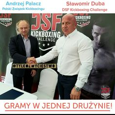 Otwieramy nową historię polskiego kickboxingu. DSF Kickboxing Challenge razem z PZKB!