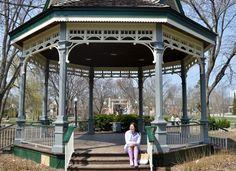 Victoria Park gazebo