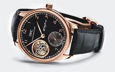 IWC Schaffhausen | Fine Timepieces From Switzerland | Collection | Portuguese Family | Portuguese Tourbillon Hand-Wound
