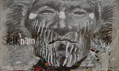 Arte sobre Vidrio - Vitrina Francisco Morales