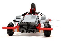 Interactive Skype-Controlled Mindstorms NXT Car