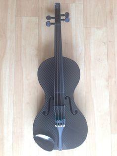 4 String Crazy Ivan Carbon Fiber Violin