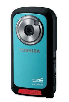 Caméra de poche Toshiba Camileo BW10