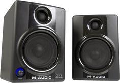 M-Audio Studiophile AV40 V2 (la paire) - Enceintes de monitoring - Enceintes Hi-Fi/Enceintes de monitoring - CinAudio