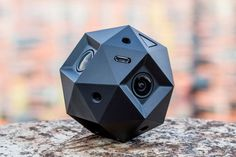 Sphericam 2 produces a new VR camera to shoot 360-degree video in 4k resolution.