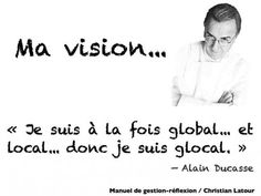 Le monde de la restauration par Alain Ducasse - La Revue HRI : HOTELS, RESTAURANTS et INSTITUTIONS