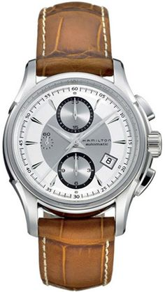 H32616553 - Authorized Hamilton watch dealer - Mens Hamilton Jazzmaster Auto Chrono, Hamilton watch, Hamilton watches