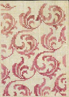 Cross Stitch Borders, Cross Stitch Patterns, Beaded Embroidery, Cross Stitch Embroidery, Tapestry Crochet Patterns, Crossstitch, Dollhouses, Needlepoint, Monochrome