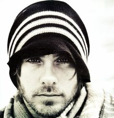Jared Leto.  Takes me back to the My So Called Life days.