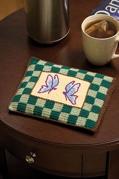 Butterfly Hot or Cold Pack. Ideal for seniors who aren't able to use electric heating pads.