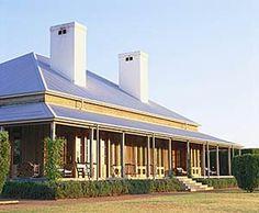 Ich liebe die Wrap-around-Veranda - Landhaus Modern Farmhouse Decor, Farmhouse Plans, Farmhouse Style, Modern Country, Ikea, Ana White, White Trim, Style At Home, Farmhouse Flooring