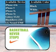 basketball case   iPhone 4/4s iPhone5 iPhone5s by vallenshop, $13.50