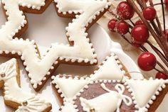 Best Gingerbread Cookie Recipe from Fancy Flours