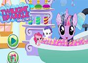 Twilight Sparkle Bubble Bath