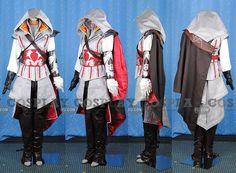 Ezio Costume from Assassins Creed