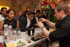 Culture Fix: Pusha T and Just Blaze at Bacardi Fusion Lounge NYC   Complex