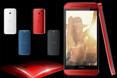 HTC One's plastic cousin officially shown off with M7 design, M8 guts