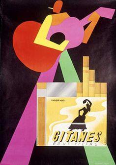 Gitanes – Jacques Auriac – Francia (1972)