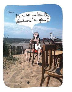 Margaux Motin Photo Illustration, Graphic Illustration, Doodle On Photo, Whispers In The Dark, Dream Music, Art Beat, Beach Art, Photo Art, Funny