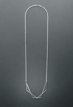 Cut by Yumi Endo | Spensor necklace