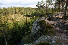 Ristikallio, Kuusamo