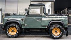 Rocketumblr | Geniş Kahn Design Land Rover Defender Chelsea ...