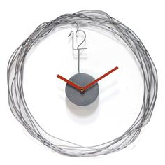 Wire Transfer Clock.