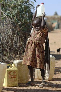 Everyone helps . Sudan
