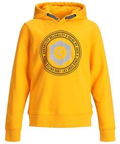 #Jack #Jones #Yellow #Hooded #Sweater #Boys #Kids #Fashion #Summer #Jongens #Trui #Geel Sweat Shirt, Baby Boy Fashion, Kids Fashion, Hooded Sweater, Jack Jones, Mannequin, Hoods, Yellow, Baby Boys
